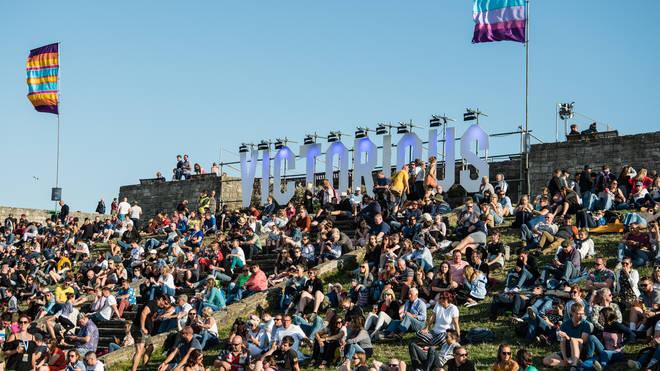 Victorious Festival 2018 crowds