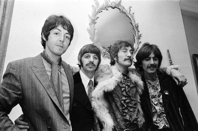 The Beatles launch Sgt Pepper on 19 May 1967