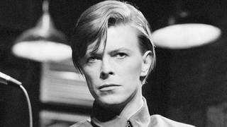 David Bowie on Saturday Night Live in 1979