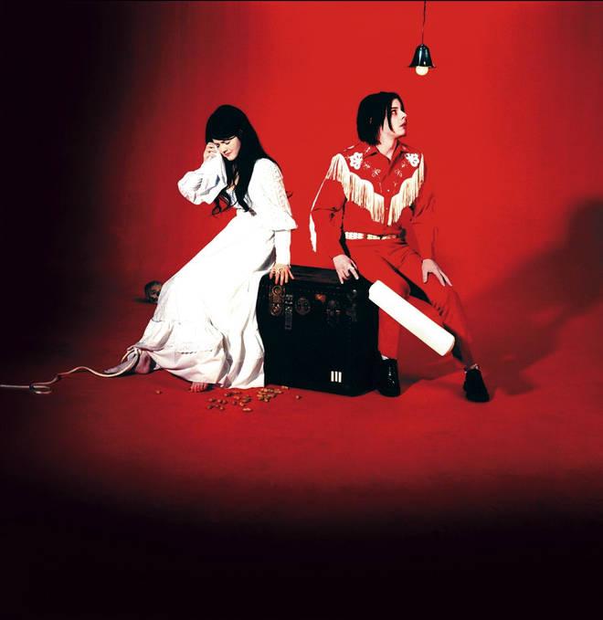 The White Stripes - Elephant album cover