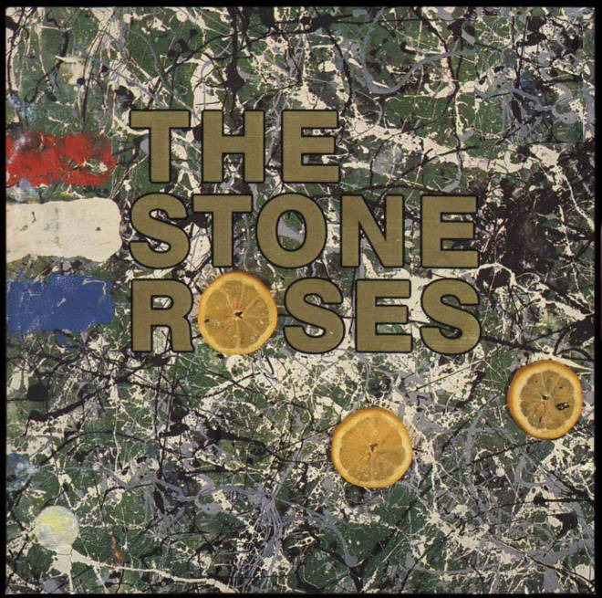 The Stone Roses - The Stone Roses album cover