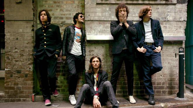 The Strokes in Sydney, November 2005