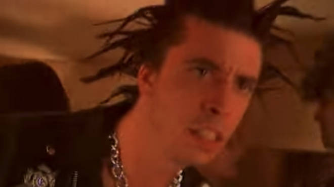 Dave Grohl in Foo Fighters' Everlong video