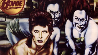 David Bowie - Diamond Dogs cover