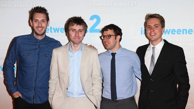 The Inbetweeners' stars Blake Harrison, James Buckley, Simon Bird and Joe Thomas in Australia for The Inbetweeners 2