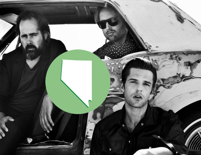 The Killers and their home state