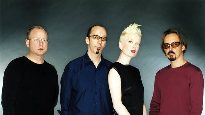 Garbage in 2002