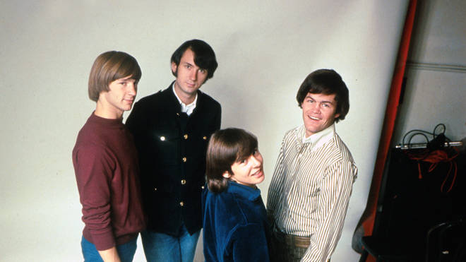 The Monkees in 1960