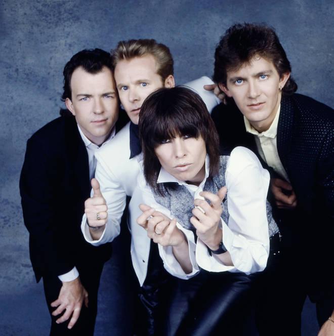 The Pretenders in 1984