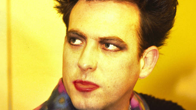 Robert Smith of The Cure in 1992