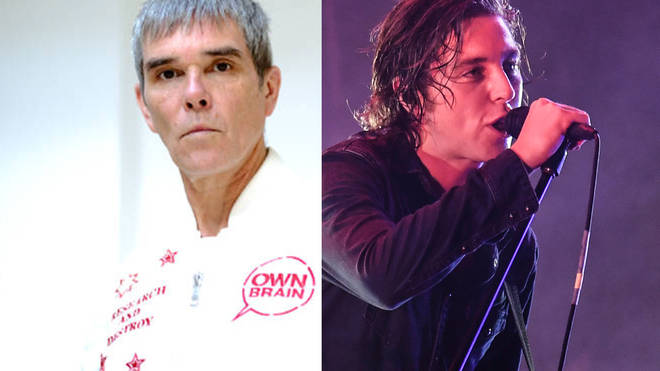 Ian Brown and Catfish and The Bottlemen frontman Van McCann