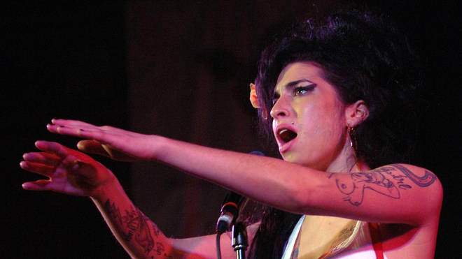 Amy Winehouse in 2006