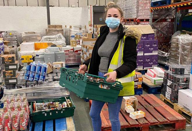 There was a growing dependence on food banks and rising homelessness in the UK before coronavirus, but now the situation has worsened.