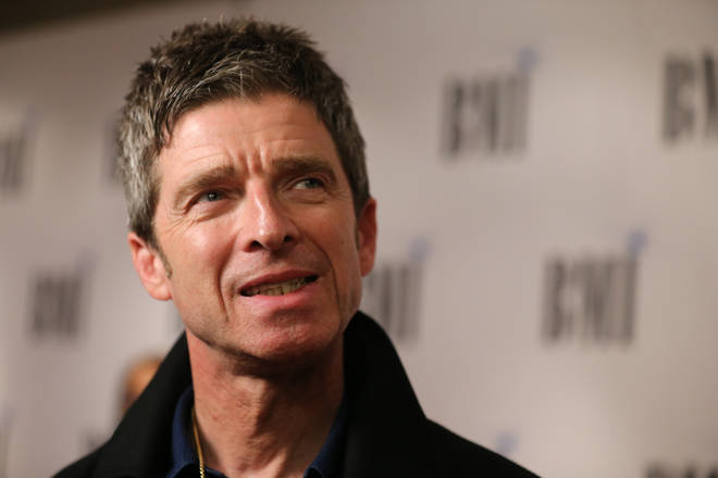 Noel Gallagher attending the BMI London Awards 2019 at the Savoy Hotel in London.