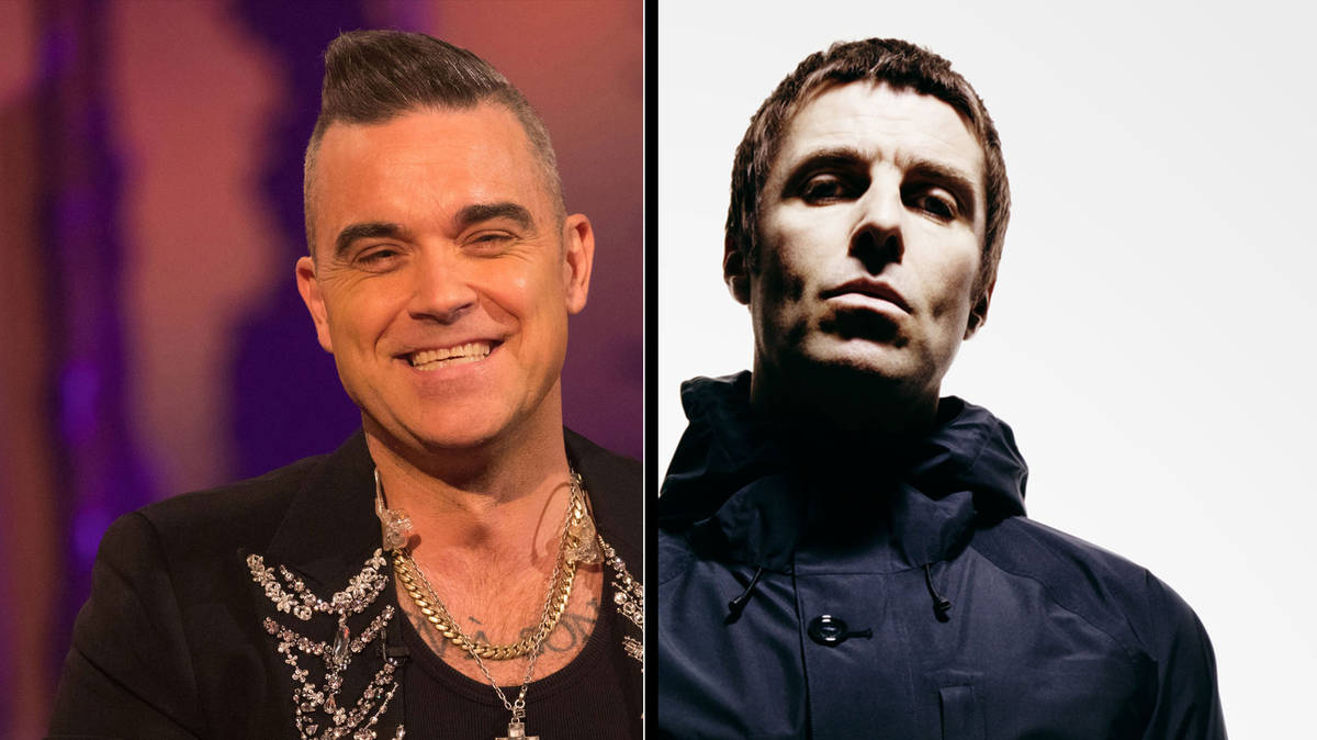 Robbie Williams: For What It's Worth was the best song of 2017