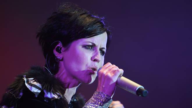 The Cranberries singer Dolores O'Riordan