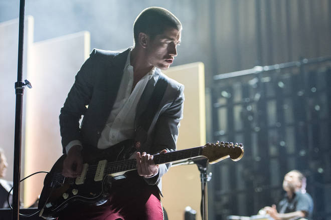Arctic Monkeys at Manchester Arena