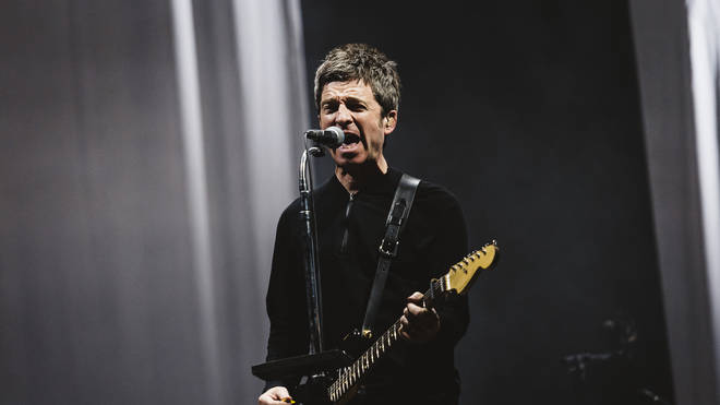 Noel Galalgher performs at Madcool Festival 2019
