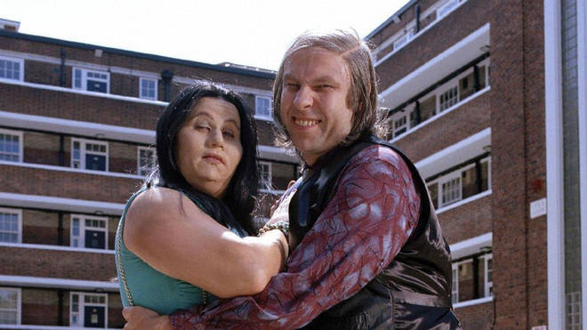 Matt Lucas and David Walliams star in Little Britain