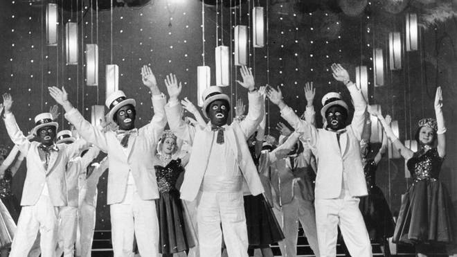 The Black and White Minstrel Show in 1967