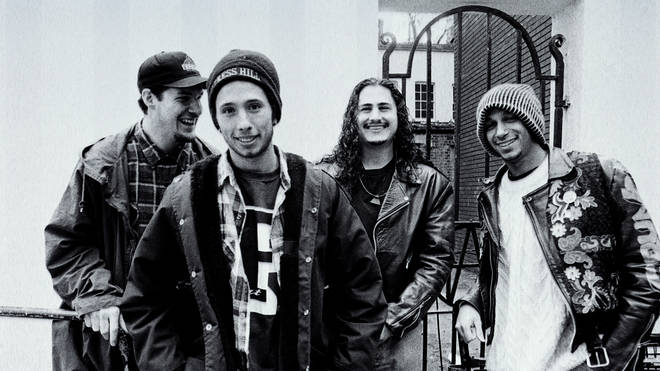 Rage Against The Machine in London, 1992