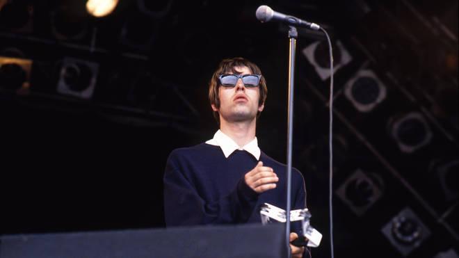 Oasis Live Glastonbury 1994