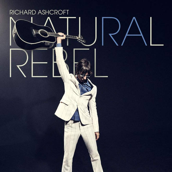 Richard Ashcroft - Natural Rebel album cover
