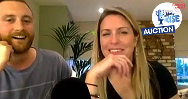 "Radio X""s Toby & Pippa will host your virtual quiz"