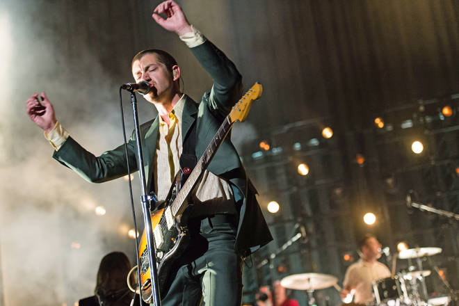 Arctic Monkeys live, 2018