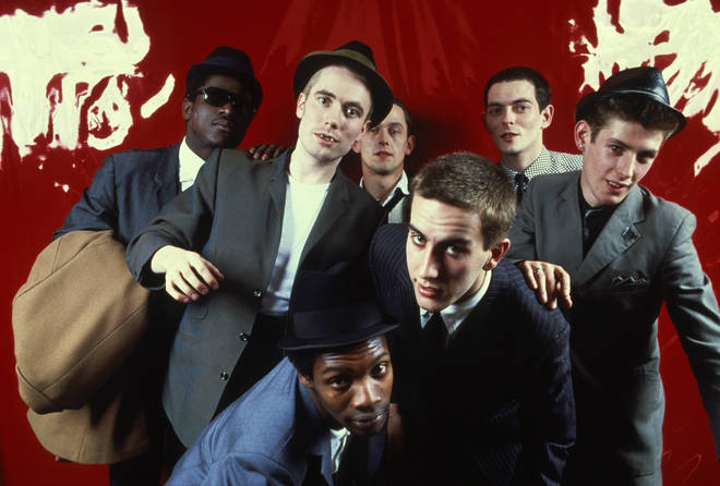 The Specials in New York City, 1980