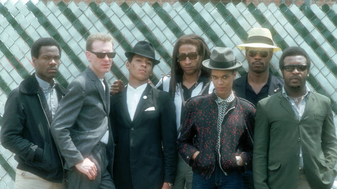The Selecter in 1980
