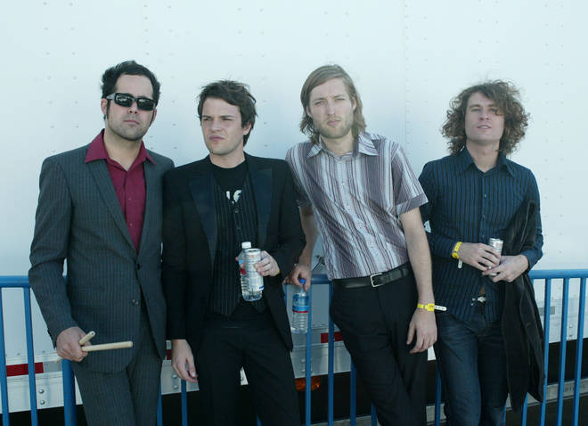 The Killers, 2004