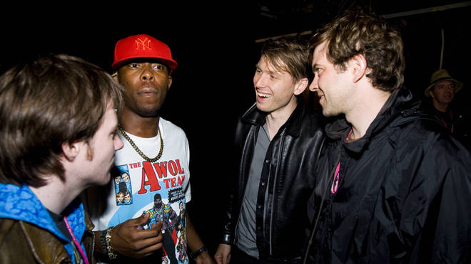The Boy In Da Corner chats with Alex Kapranos and co in 2008