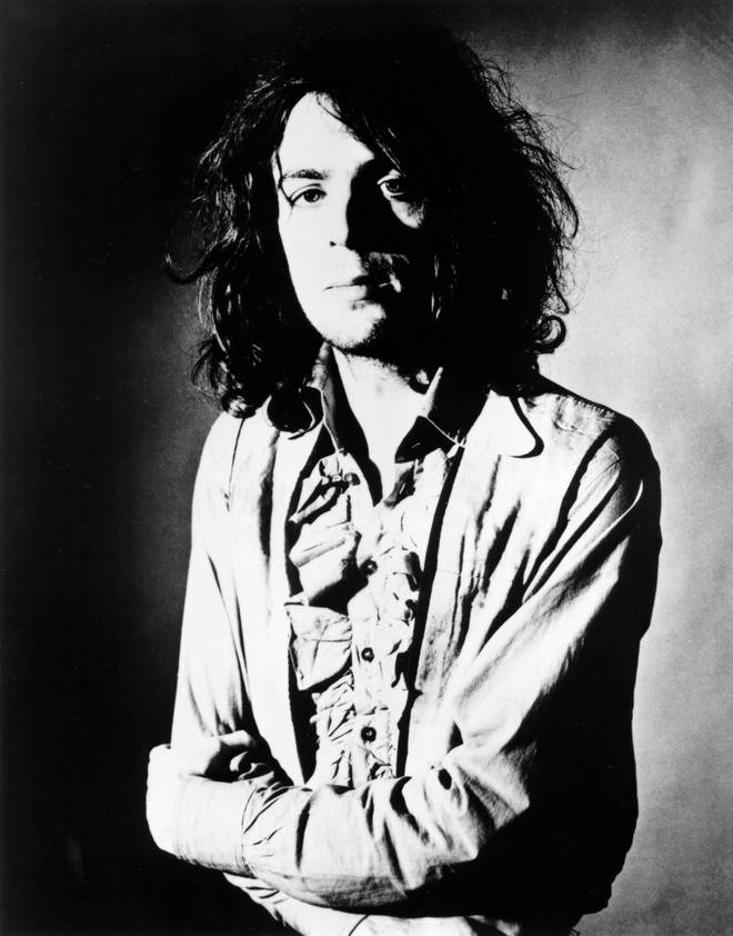 Syd Barrett in 1970