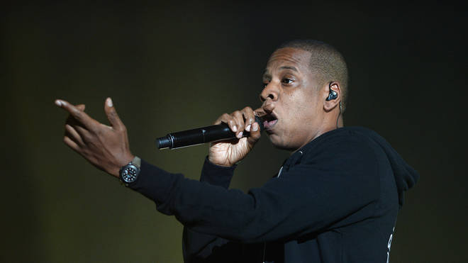 Jay-Z Performs At 2014 Global Citizen Festival In NYC, September 2014