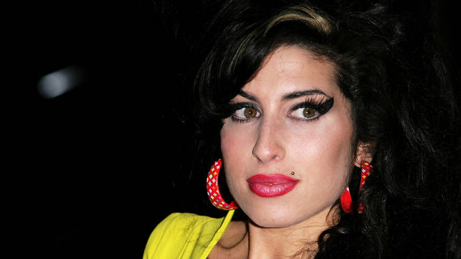 Amy Winehouse at the BRIT Awards 2007