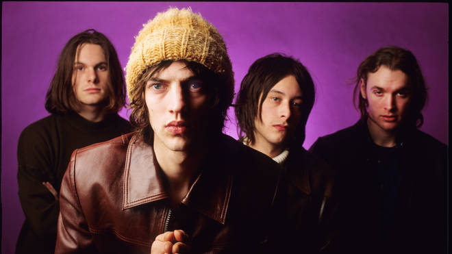 The Verve in 1994