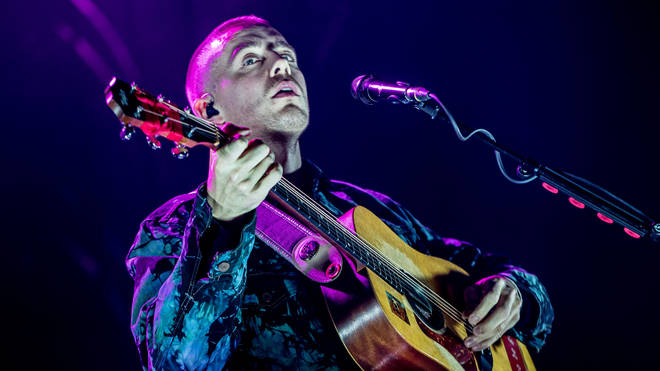 Dermot Kennedy performs at Afas Live in 2019