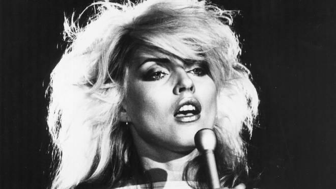 Deborah Harry of Blondie in 1978