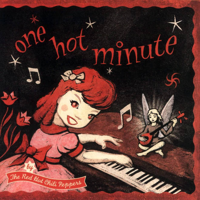 Red Hot Chili Peppers' One Hot Minute album