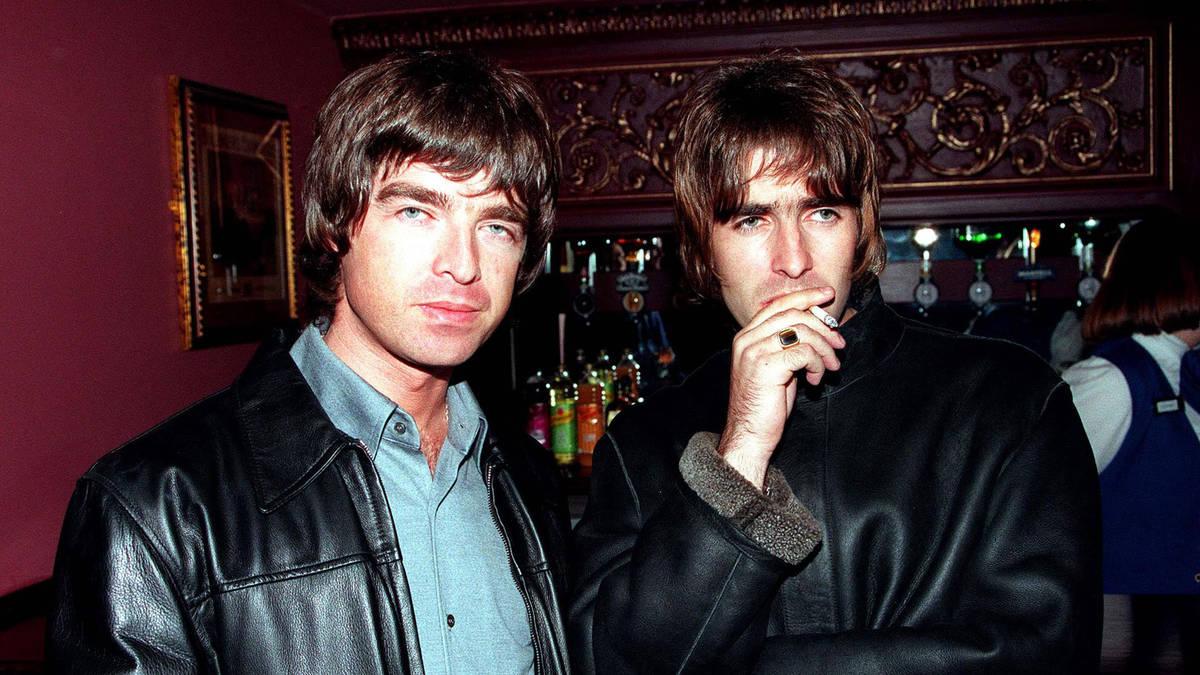 The Top 10 best selling Oasis singles