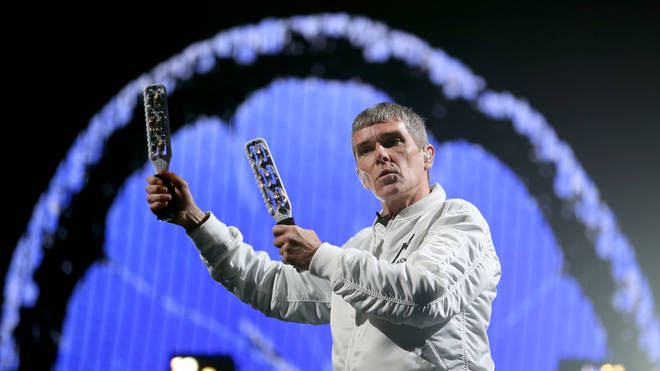 Ian Brown at T in The Park 2016
