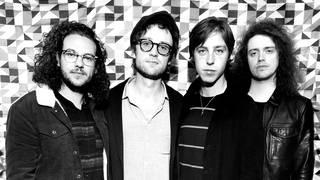 ohnny Bond, Bob Hall, Van McCann and Benji Blakeway of Catfish And The Bottlemen launch their third album, The Balance, in April 2019