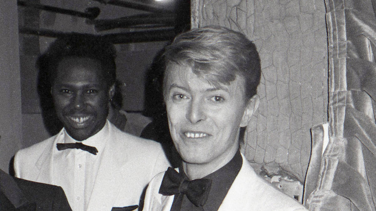 Nile Rodgers recalls race discussion with David Bowie