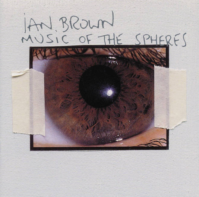 Ian Brown's Music Of The Spheres album