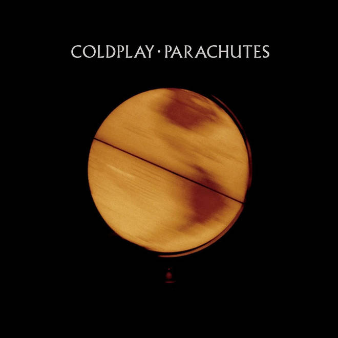 Coldplay - Parachutes album cover