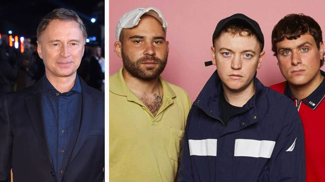 Robert Carlyle and DMA'S