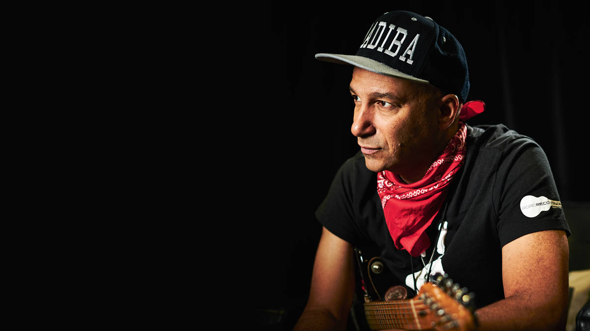 Tom Morello: Some fans freak the f*** out when I say I'm black