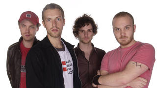 Coldplay in 2002