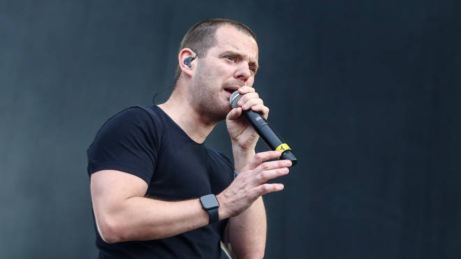 The Streets' Mike Skinner at Southside Festival in 2019